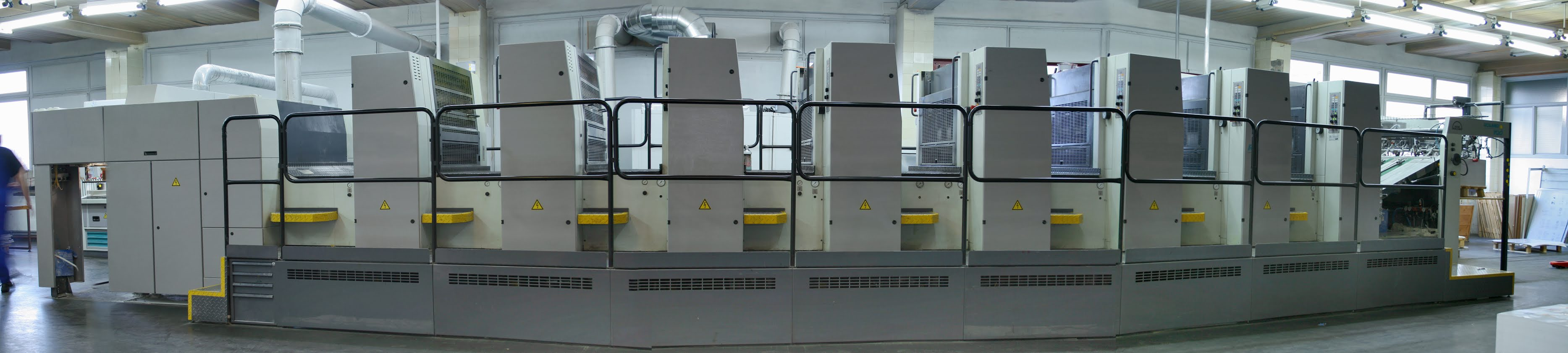 Offset Printing Machinery Suppliers