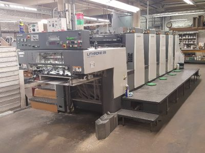 Offset Printing Machine Suppliers in India