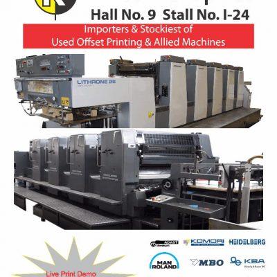 Print Pack 2019 Invitation, Hall 9 Stall I 24 - Khushi Graphics