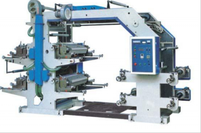 Flexographic Printing Machine for Non Woven Bags
